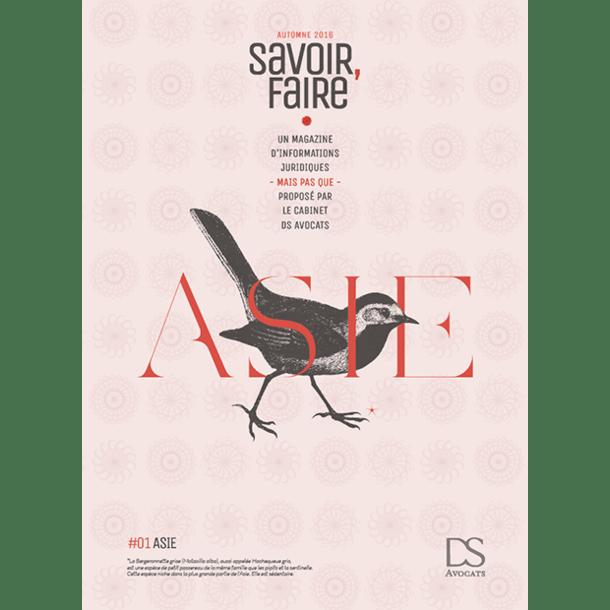 Le Magazine « Savoir, Faire »