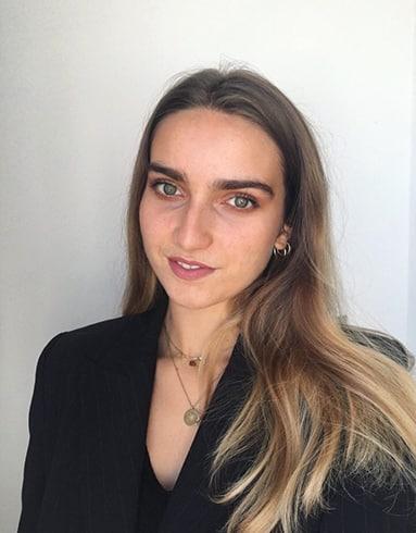 Mathilde Daudirac juriste Barcelone
